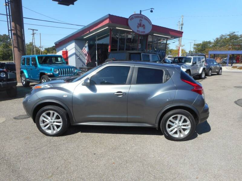 2013 Nissan JUKE for sale at The Carriage Company in Lancaster OH