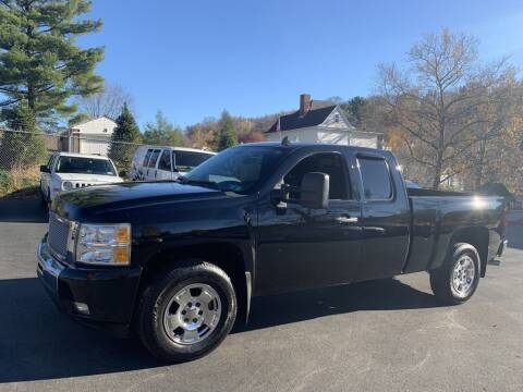2011 Chevrolet Silverado 1500 for sale at Premiere Auto Sales in Washington PA