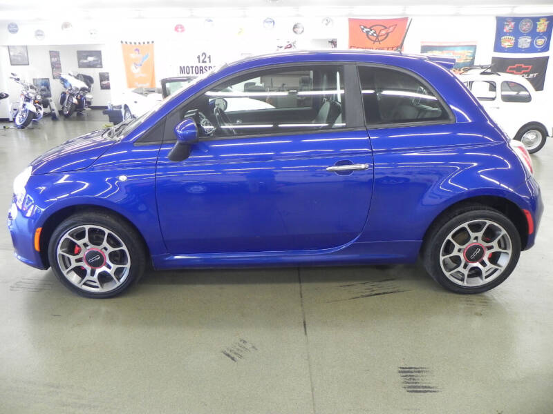 2013 FIAT 500 for sale at Car Now in Mount Zion IL