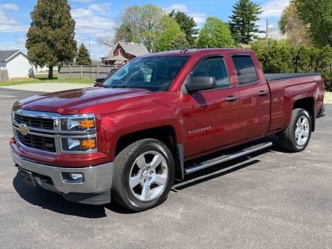 2014 Chevrolet Silverado 1500 for sale at Gagnon  Motors - Gagnon Motors in Akron IN