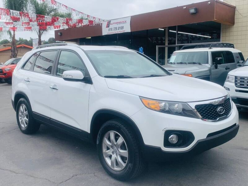 2013 Kia Sorento for sale at Automaxx Of San Diego in Spring Valley CA