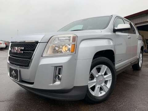 2010 GMC Terrain for sale at LUXURY IMPORTS in Hermantown MN