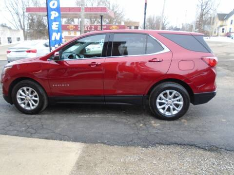 2018 Chevrolet Equinox for sale at Nelson Auto Sales in Toulon IL