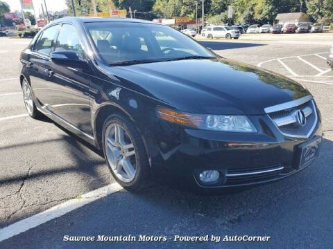 2008 Acura TL for sale at Michael D Stout in Cumming GA