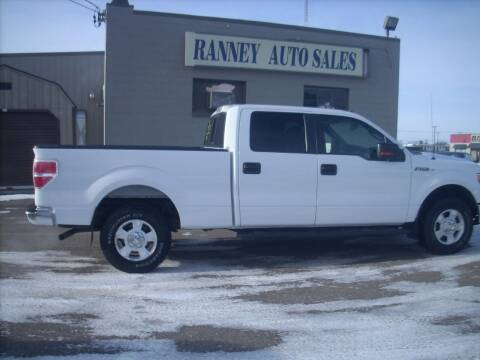 2010 Ford F-150 for sale at Ranney's Auto Sales in Eau Claire WI