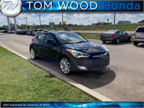 2012 Hyundai Veloster for sale at Tom Wood Honda in Anderson IN