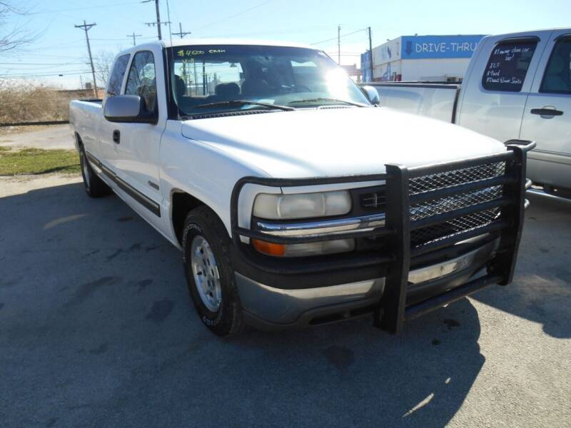 1999 Chevrolet Silverado 1500 for sale at Key City Motors in Abilene TX
