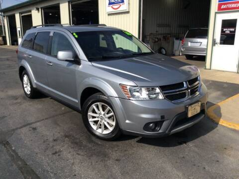 2016 Dodge Journey for sale at TRI-STATE AUTO OUTLET CORP in Hokah MN