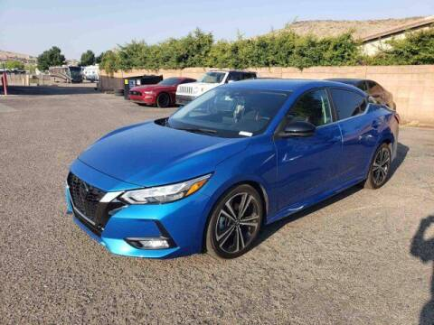 2020 Nissan Sentra for sale at Stephen Wade Pre-Owned Supercenter in Saint George UT