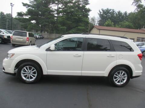 2014 Dodge Journey for sale at Home Street Auto Sales in Mishawaka IN