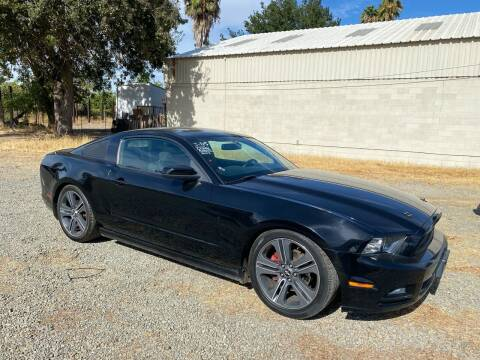 2013 Ford Mustang for sale at Quintero's Auto Sales in Vacaville CA