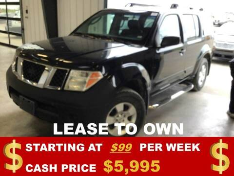 2007 Nissan Pathfinder for sale at Auto Mart USA in Kansas City MO