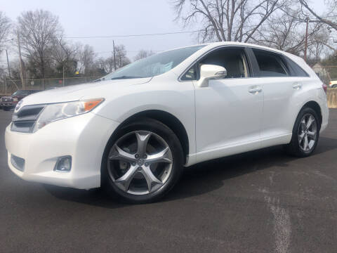 2013 Toyota Venza for sale at Beckham's Used Cars in Milledgeville GA