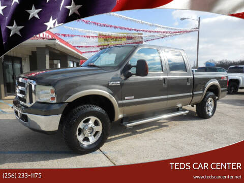 2005 Ford F-250 Super Duty for sale at TEDS CAR CENTER in Athens AL
