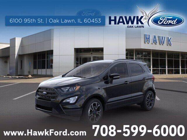 2020 Ford EcoSport for sale in Oak Lawn, IL