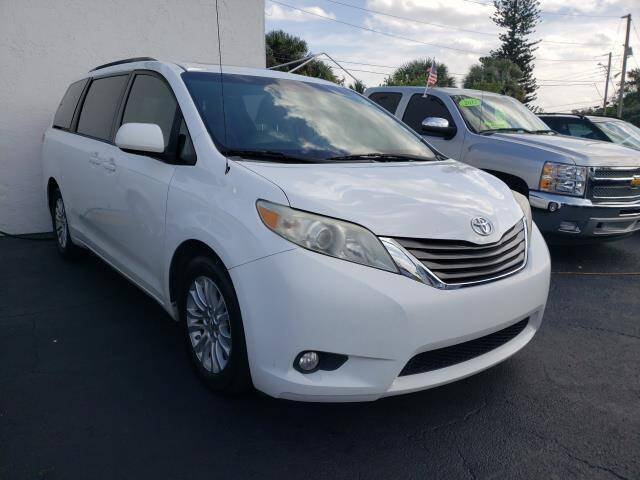 2013 Toyota Sienna for sale at Mike Auto Sales in West Palm Beach FL