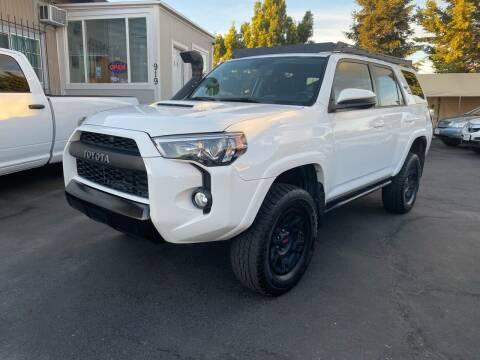 2018 Toyota 4Runner for sale at Ronnie Motors LLC in San Jose CA