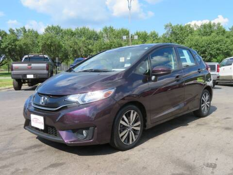 2015 Honda Fit for sale at Low Cost Cars North in Whitehall OH