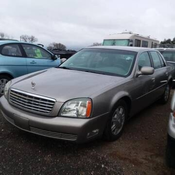 2004 Cadillac DeVille for sale at Affordable 4 All Auto Sales in Elk River MN