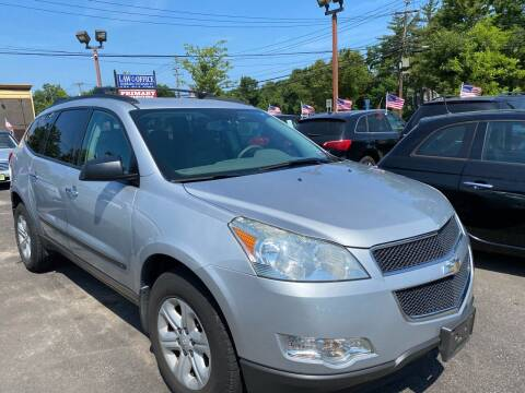2009 Chevrolet Traverse for sale at Primary Motors Inc in Commack NY