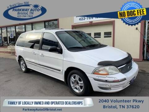 2001 Ford Windstar for sale at PARKWAY AUTO SALES OF BRISTOL in Bristol TN