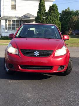 2013 Suzuki SX4 for sale at Pak Auto Corp in Schenectady NY