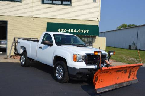 2014 GMC Sierra 2500HD for sale at Eastep's Wheels in Lincoln NE