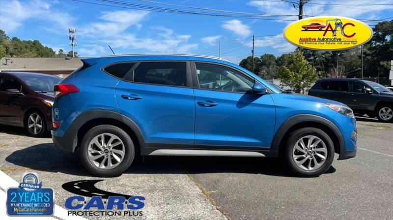 2017 Hyundai Tucson for sale at Assistive Automotive Center in Durham NC