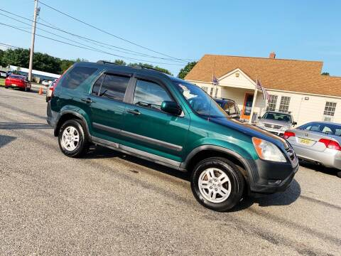 2003 Honda CR-V for sale at New Wave Auto of Vineland in Vineland NJ
