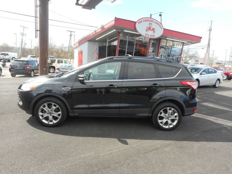 2013 Ford Escape for sale at The Carriage Company in Lancaster OH