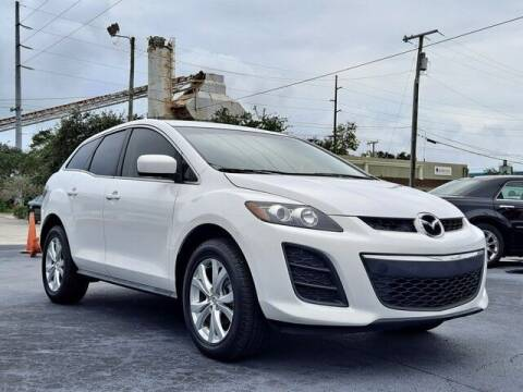 2010 Mazda CX-7 for sale at Select Autos Inc in Fort Pierce FL