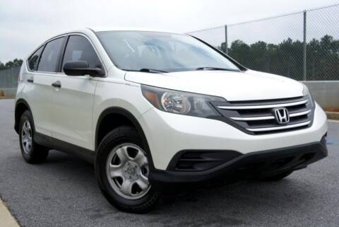 2014 Honda CR-V for sale at CU Carfinders in Norcross GA