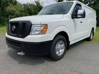2021 Nissan NV Cargo for sale at Worthington Air Automotive Inc in Williamsburg MA