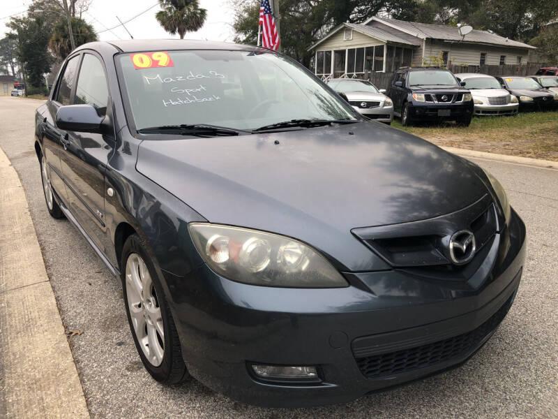 2009 Mazda MAZDA3 for sale at Castagna Auto Sales LLC in Saint Augustine FL