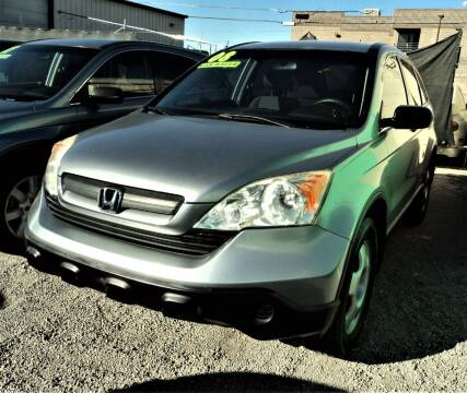 2008 Honda CR-V for sale at DESERT AUTO TRADER in Las Vegas NV