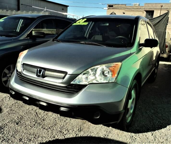 2008 Honda CR-V for sale at DESERT AUTO TRADER in Las Vegas NV