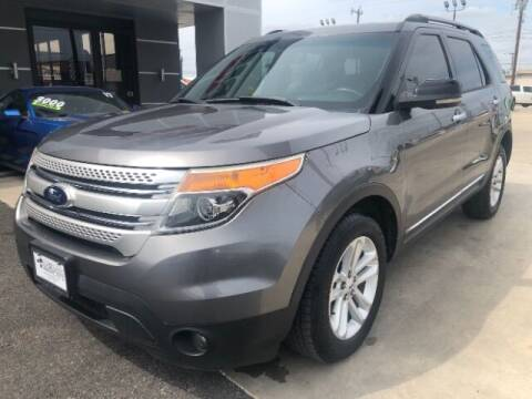 2013 Ford Explorer for sale at Eurospeed International in San Antonio TX