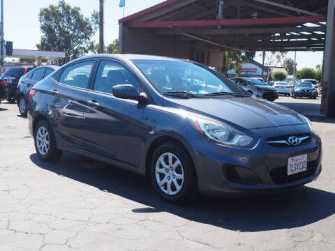 2012 Hyundai Accent for sale at Corona Auto Wholesale in Corona CA