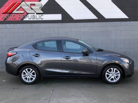 2016 Scion iA for sale at Auto Republic Fullerton in Fullerton CA