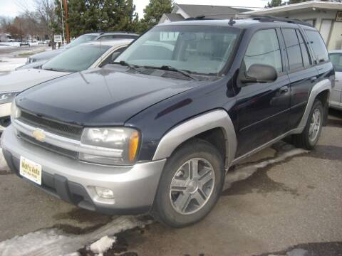 2007 Chevrolet TrailBlazer for sale at Wolf's Auto Inc. in Great Falls MT