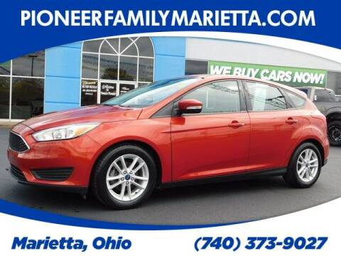 2018 Ford Focus for sale at Pioneer Family preowned autos in Williamstown WV