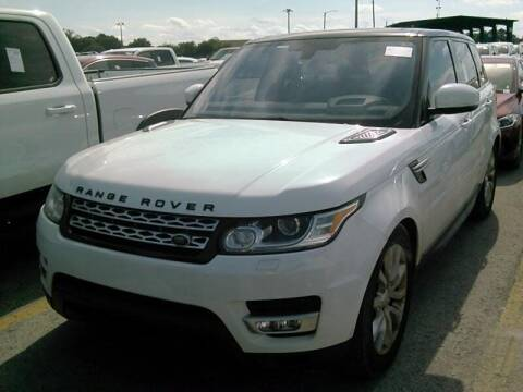 2016 Land Rover Range Rover Sport for sale at Music City Rides in Nashville TN