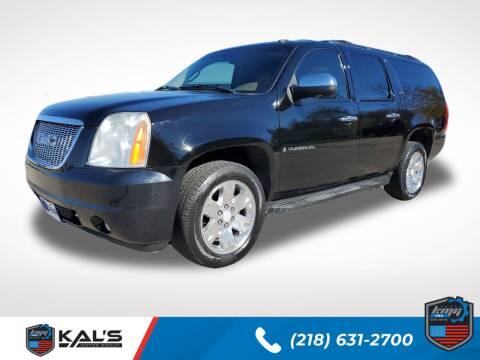 2008 GMC Yukon XL for sale at Kal's Kars - SUVS in Wadena MN