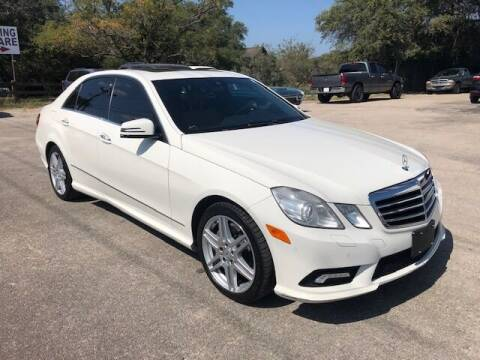 2010 Mercedes-Benz E-Class for sale at Hi-Tech Automotive - Oak Hill in Austin TX