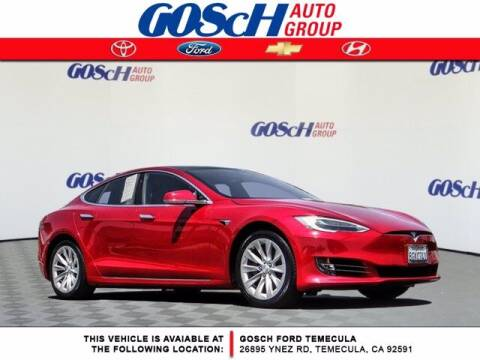 2018 Tesla Model S for sale at BILLY D SELLS CARS! in Temecula CA
