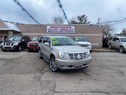 2009 Cadillac Escalade for sale at Brothers Auto Group in Youngstown OH