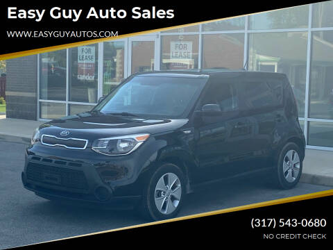 2014 Kia Soul for sale at Easy Guy Auto Sales in Indianapolis IN