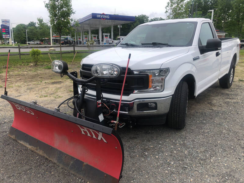 2018 Ford F-150 for sale at AUTO OUTLET in Taunton MA