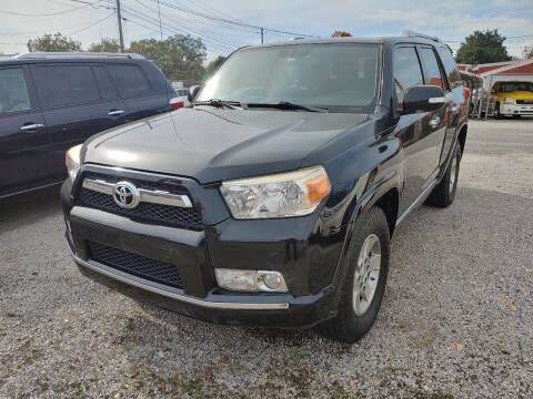 2011 Toyota 4Runner for sale at VAUGHN'S USED CARS in Guin AL