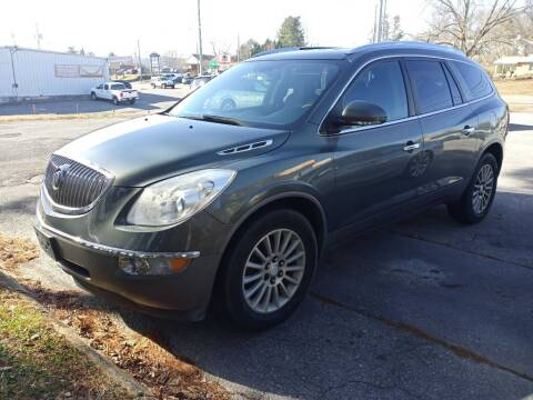 2010 Buick Enclave for sale at Family Auto Sales of Johnson City in Johnson City TN